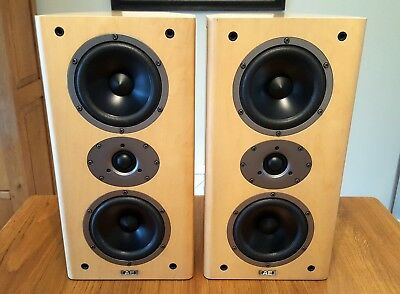 Acoustic Energy Aelite Two Standmount Loudspeaker, excellent condition, boxed!