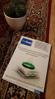 BMJ No 8158 23 June Depression Sex Workers Medical Marijuana NHS Funding Condoms