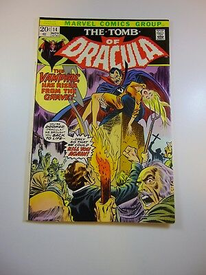 Tomb of Dracula #14 FN condition Huge auction going on now!