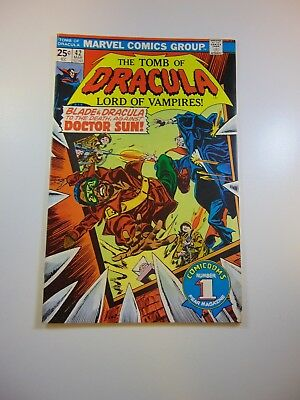 Tomb of Dracula #42 FN/VF condition MVS intact Huge auction going on now!