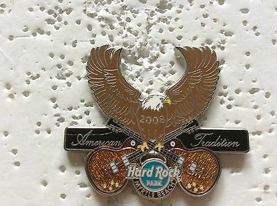 Hard Rock Cafe Myrtle Beach 2008 American Tradition  Pin