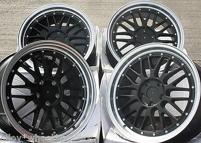 "Alloy Wheels X 4 18"" Black Dare Rt For Land Range Rover Discovery Sport"