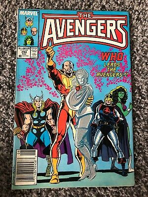 The Avengers Who Leads The Avengers?! #294