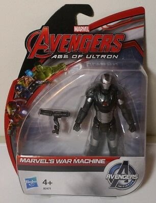 Avengers - Age of Ultron: Marvel's War Machine - Sammelfigur (OVP)