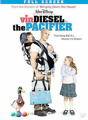 The Pacifier (Full Screen Edition) Dvd New Sealed