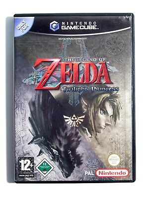 The Legend of Zelda Twilight Princess für Nintendo Gamecube