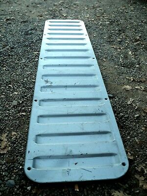 1987-1996 Ford Bronco Interior Tailgate ACCESS PANEL OEM *No Rust!!