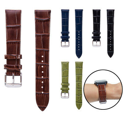 Popular 20mm Leather Watch Band Wrist Strap For Huami Amazfit Bip Youth Watch