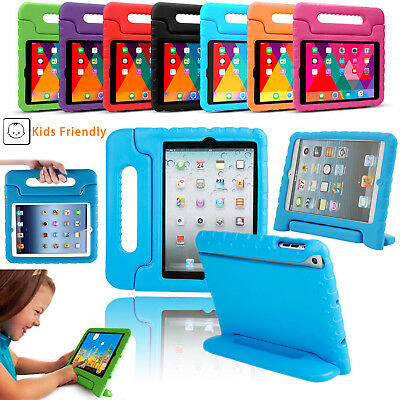 Shockproof EVA Foam Kids Safe Stand Handle Case Cover For iPad Mini/Air/Pro 9.7""