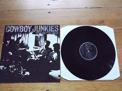 COWBOY JUNKIES -  The Trinity Session    RCA Records  1988 LP/VINYL