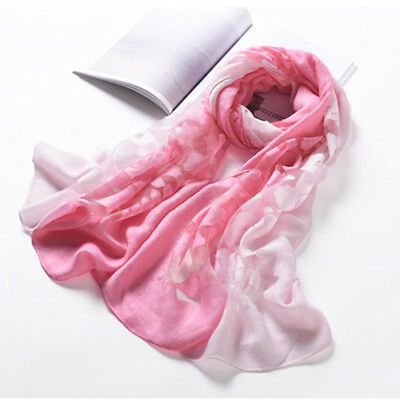 Fashion Women Ladies Spring Scarf Neck Shawl Bird Scarves Wrap G