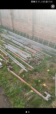 Joblot  Scaffolding scaffold Poles ,ladder Clips