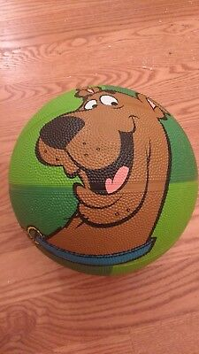Scooby Doo Basketball Six Flags Game Prize