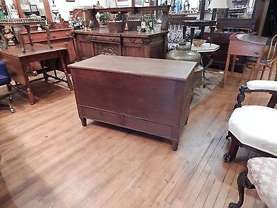 Antique Pennsylvania Blanket Chest with Two Drawers