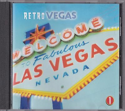 Retro Las Vegas Vol. 1 By Various Artists Lounge Music [CD, 2002]