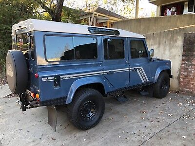 1992 Land Rover Defender County Land Rover Defender 110 County Wagon