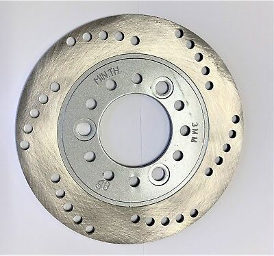 Front or Rear Disc Brake Rotor for GY6 150cc 250cc Gas Moped Scooter Lance 4101