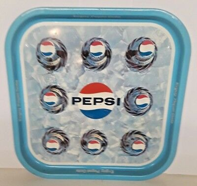 Pepsi Cola serving tray vintage original,  1970's