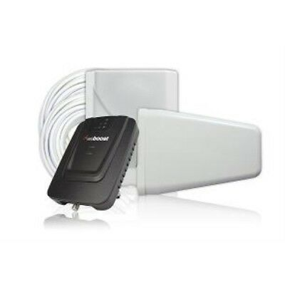 weBoost 472205 Connect 3G Directional 65 dB Cellphone Signal Booster Kit