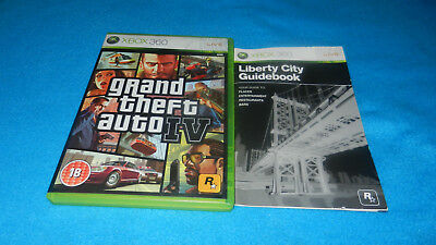 Grand Theft Auto IV Replacment Game Box Only ( No Disc) Fast Dispatch Guarantee