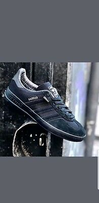 finest selection c46f5 31e73 Adidas Originals Archive Gazelle Indoor Gore-Tex - All Black - EXCLUSIVE  Size 9