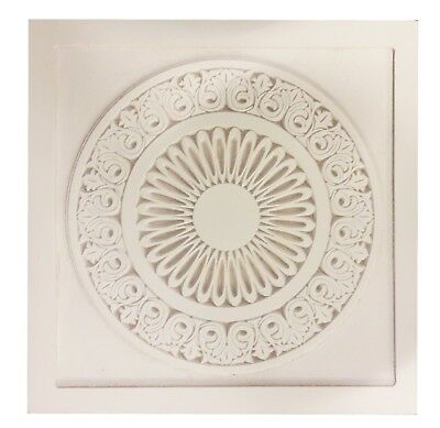 Victorian Style Ceiling or Wall Paneling 12x12 inches
