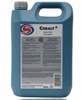 Autosmart Cobalt+ Nano Sealant Versatile Spray Polish For Car Professional Use