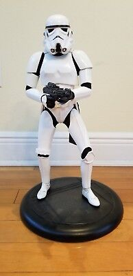 SIDESHOW Star Wars Stormtrooper Premium Format Statue Limited Edition from 2011
