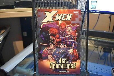 X-Men Age of Apocalypse Prelude Marvel Comics TPB New HUGE 264 Pages AoA Legion