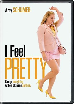 I FEEL PRETTY 2018 DVD Amy Schumer Brand New &  FREE SHIP