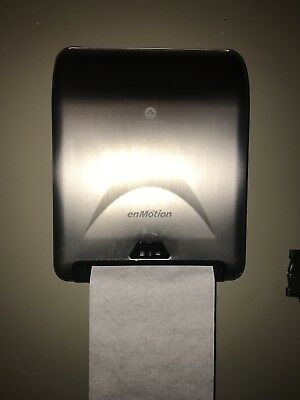 ENMotion Automated Paper Towel Dispenser 59466A STAINLESS STEEL