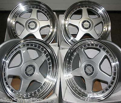 "17"" Spl Dr-F5 Alloy Wheels Fits Volkswagen Phaeton Tiguan Touran Transport T4"