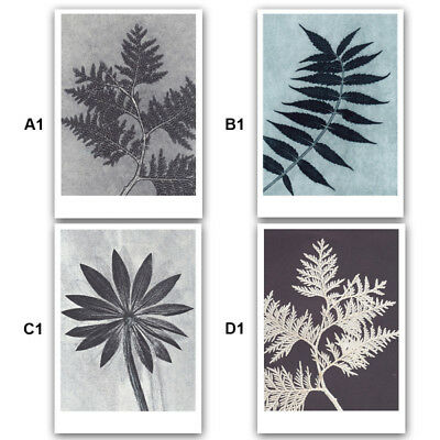 Nordic Creative Plant Leaf Wall Painting Art Printting Picture Home Hotel Decor