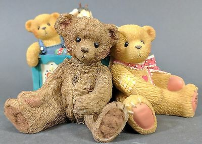 *NEW* Cherished Teddies ~ Heather and Friends Remembering The Simple... (662038)