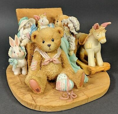 Cherished Teddies ~ Christopher - Old Friends Are The Best... (950483)  *MINT*