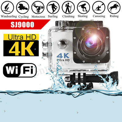 28 In 1 SJ9000 Sports Action Camera 4K HD Wifi 1080P DVR DV Camcorder Waterproof