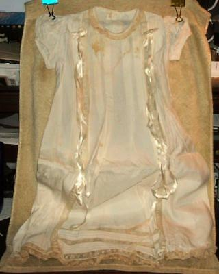 Mid 1900's Baby's Christening Gown