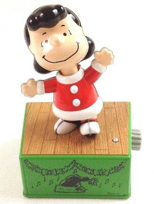 New Hallmark 2017 Peanuts Christmas Dance Party LUCY Music & Motion