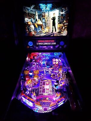 Twilight Zone Pinball Ultimate LED Lighting Kit