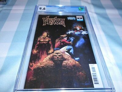 Venom #5 Cgc 9.6 (Donny Cates) (Variant Cover)(Combined Shipping Available)