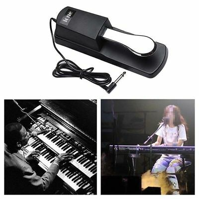 Sustain Foot Pedal Damper for Yamaha Roland Casio Keyboards Digital Pianos