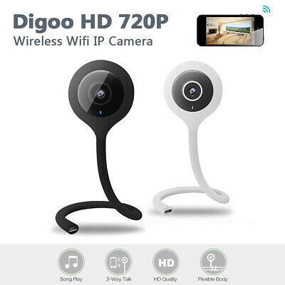Digoo DG-QB01 720P Wireless Baby Monitor WiFi Security IP Camera Night Vision