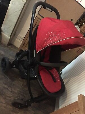 Graco Evo Pushchair And Carrycot