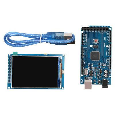 3,5 Zoll TFT LCD Touch Display Modul Module ILI9488 320x480 + Touch Stift T8N6
