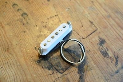 NOwaxx Pickups - Big Daddy II - Single Coil (vintage staggered)