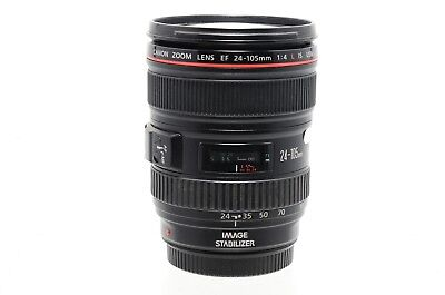 Used Canon EF 24-105mm f4L IS USM lens (Box, SH31826)