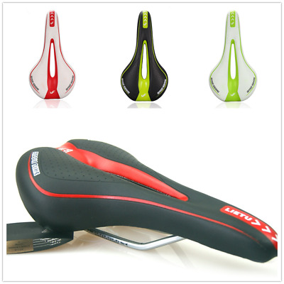 AU Bicycle MTB Road Bike Saddles Mountain Bike Racing Saddle Soft Seat Cushion