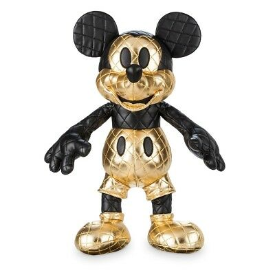Disney Store Micky Maus Memories Kuscheltier Nr 8 Mickey Mouse Plush August Gold