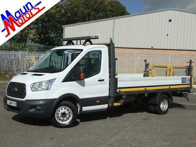 2014 '64' Ford Transit T350 TDCi 125PS L4 13ft 10in DROPSIDE +TAIL LIFT, LWB EF.