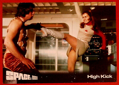 SPACE 1999 - HIGH KICK - Card #28 - Unstoppable Cards Ltd 2015